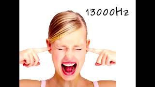 Ultrason : 13000 Hz /13KHz