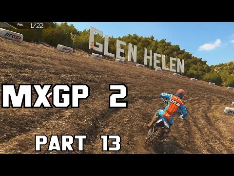 MXGP 2 Playthrough Part 13 end of the 250 championship
