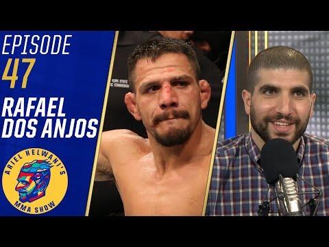 Rafael dos Anjos - Conor McGregor's career was built on luck   Ariel Helwani's MMA Show