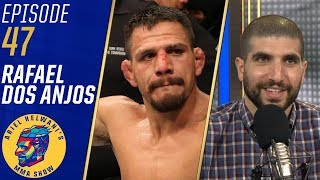 Rafael dos Anjos - Conor McGregor's career was built on luck | Ariel Helwani's MMA Show