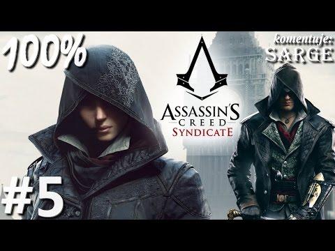 Zagrajmy w Assassin's Creed Syndicate (100%) odc. 5 - Miotacz liny