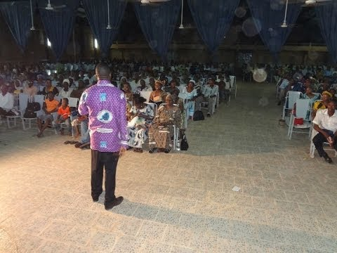 Vos fils et vos filles prophetiseront- Niamey,Niger 2013