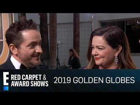Melissa McCarthy Talks Playing Lee Israel at 2019 Golden Globes   E! Red Carpet & Award Shows