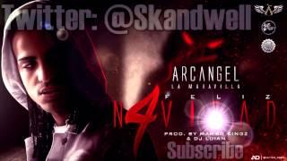 Video Arcangel - Feliz Navidad 4 (Original) (Con Letra) REGGAETON 2012 download MP3, 3GP, MP4, WEBM, AVI, FLV November 2017