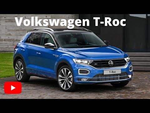 Interior del Volkswagen T-Roc Edition 2.0