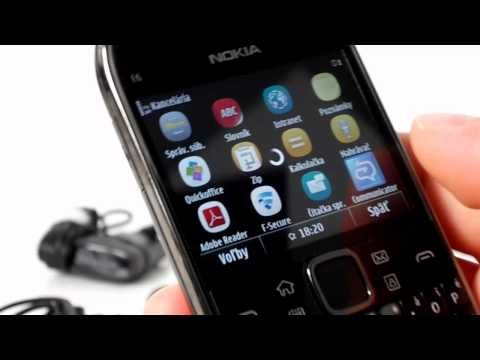 Nokia E6 (Nokia E6-00)