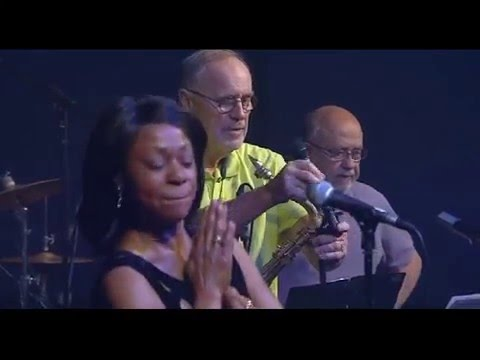 Black Label Swingtet and Sylvia Howard | Just Squeeze Me | Bercy