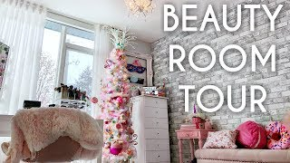 BEAUTY ROOM TOUR   Angie Bellemare