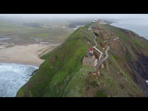 Big Sur, California Part 1 - A View from a Drone