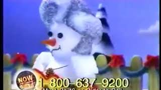 2002 Now That's What I Call Christmas Commercial