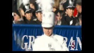 toho high school green band rose parade ktla broadcast