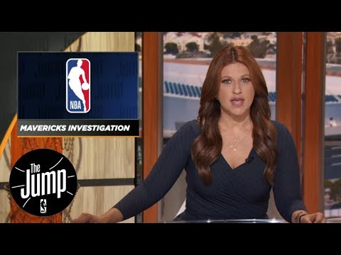 Rachel Nichols details NBA's findings in Dallas Mavericks workplace investigation  The Jump  ESPN