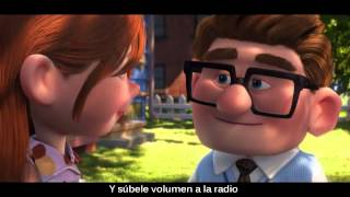 Nickelback - Lullaby (Carl & Ellie-UP)  ( Sub Esp )