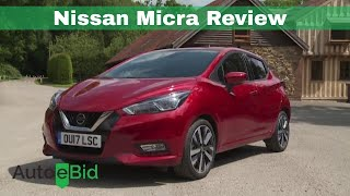 2018 Nissan Micra Review