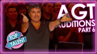America's Got Talent 2019 | Part 6 | Auditions | Top Talent