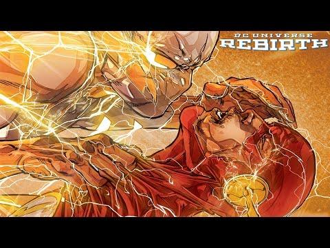 """""""Flash Vs Godspeed"""" - Flash Rebirth #1-8 COMIC NARRADO / HISTORIA COMPLETA"""