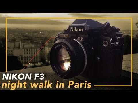 ODOF #23 | Night Walk in Paris