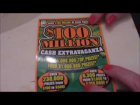100 Million Cash Extravaganza!!!!!!!!!