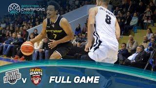 Nizhny Novgorod (RUS) v Telenet Giants Antwerp (BEL) - Full Game - Basketball Champions League 17-18