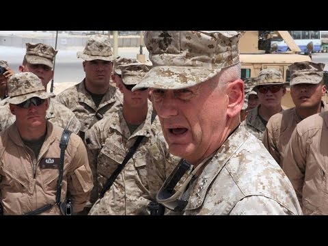 Part 1: James Mattis Calls for U.S. Military to Be More Lethal at Defense Sec. Confirmation Hearing