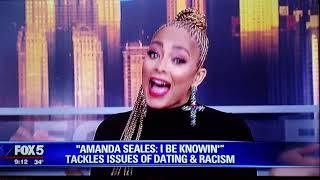 "Fly & Fabulous Comedian Amanda Seales Talks HBO Comedy Soecial '""I Be Knowin"""