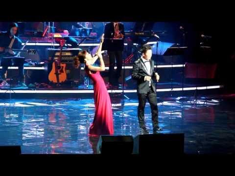 Tình yêu tôi hát- Bằng Kiều ft Hà Trần (mùa đông concert-HN 2013)