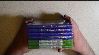 Апрельское пополнение коллекции дисков на Playstation 4, Playstation 3 и Xbox One