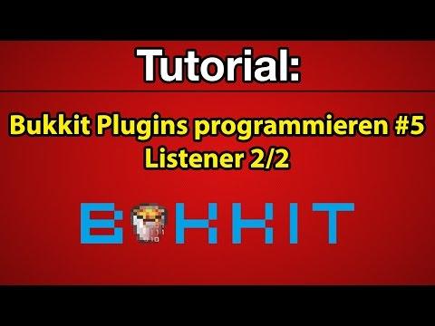 tutorial:-bukkit-plugins-programmieren-#5---listener-2/2-[deutsch]-[full-hd]
