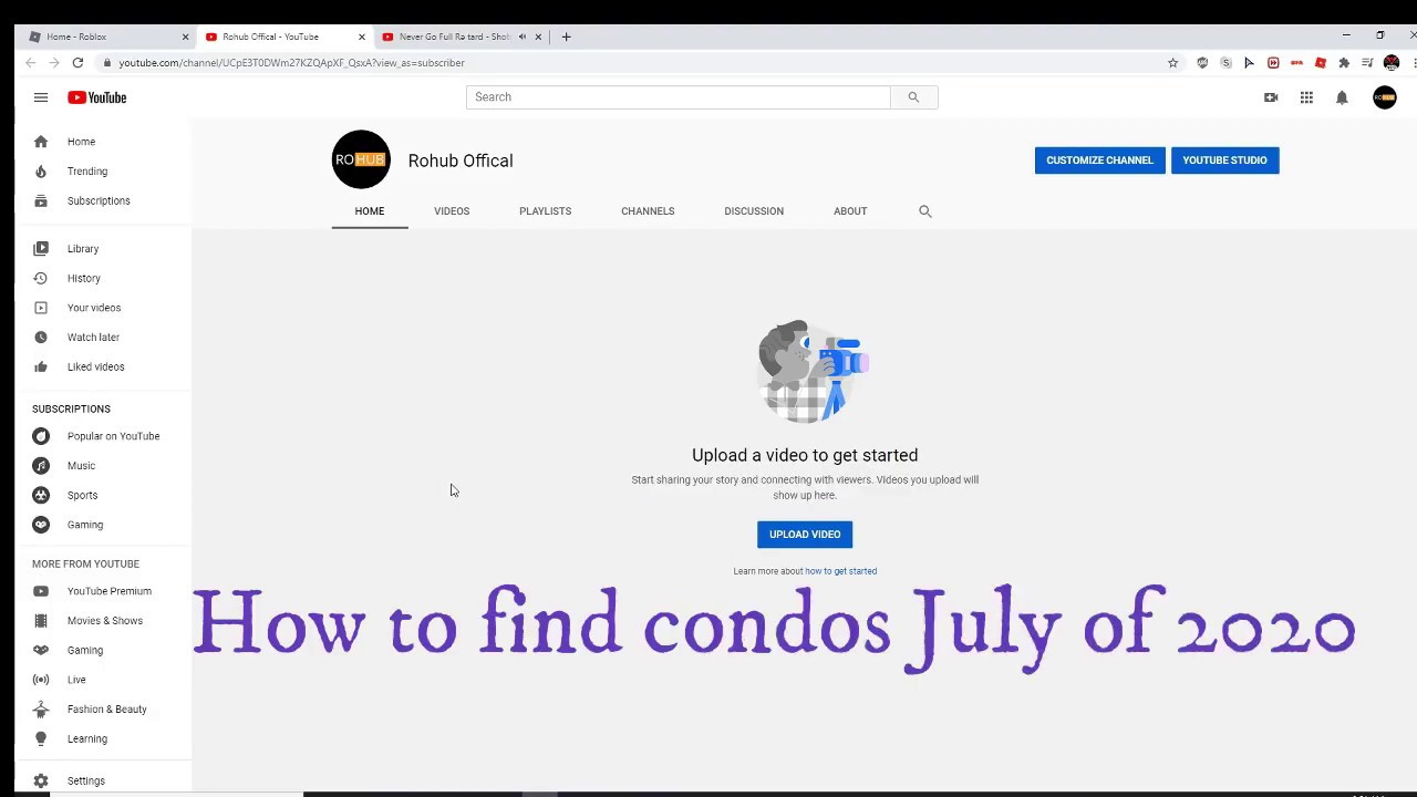 Roblox Condo Games July How To Find Condos On Roblox July Of 2020 Youtube