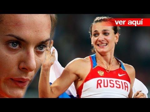 Yelena Isinbayeva, la mujer que conquistó las alturas