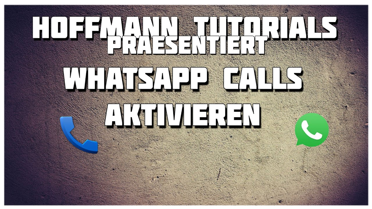 how to make calls with whatsapp