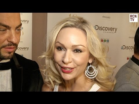 Strictly Come Dancing Interview - Broadcasting Press Guild Awards