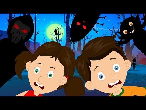 Halloween songs | The shadows will walk tonight
