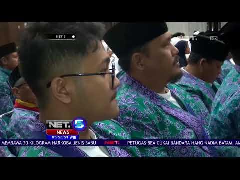 Pelepasan Kloter 1 Calon Jamaah Haji Jakarta #NETHaji2018 - NET 5