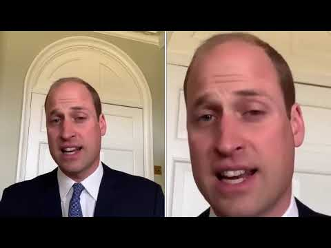 Prince William 'Depression' Reflection! Church Of England Service!