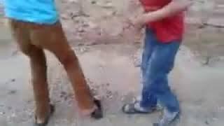 Çocuk kavgası Mardin