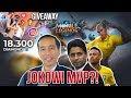 JOKOWI TOP GLOBAL?! 4 PEMAIN INI BUKTI MOBILE LEGENDS GAME SEJUTA UMAT + GIVEAWAY 18.300 DIAMOND