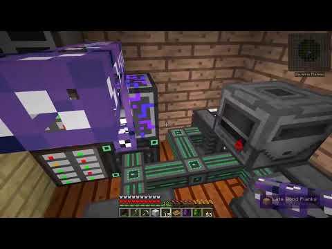 Wir lassen die Technik für uns Arbeiten 🌳 Minecraft Horizon #0423   Xhelron