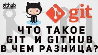 Что такое Git и GitHub. В чем разница?