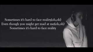 Justin Bieber - Hard 2 Face Reality Lyrics