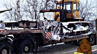 Негабаритные перевозки(ТРК-Пермь - перевозка негабаритных грузов!, 2014-04-13T13:10:00.000Z)