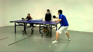 Guinness World Records - Most table tennis counter hits in one minu...