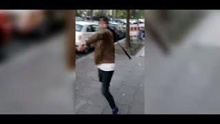 Antisemitismus: Das Opfer trug eine Kippa. Prügelattacke auf Juden in Berlin