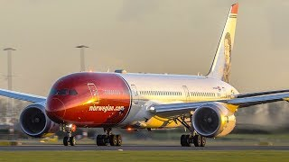 20 LANDINGS and DEPARTURES in 12 Minutes - ASKCargo 020#