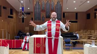 Sermon, Maundy Thursday, April 1, 2021