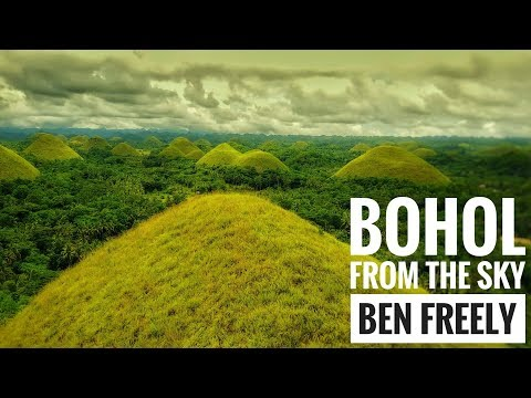 BOHOL FROM THE SKY