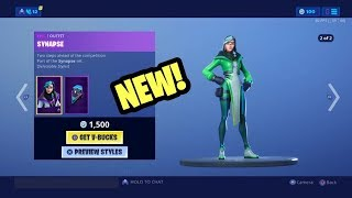 NIEUWE *SYNAPSE* SKIN! - Fortnite Battle Royale LIVESTREAM (NL)