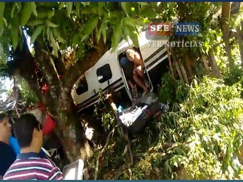 Avião cai na zona norte de Sorocaba (SP) e deixa dois mortos