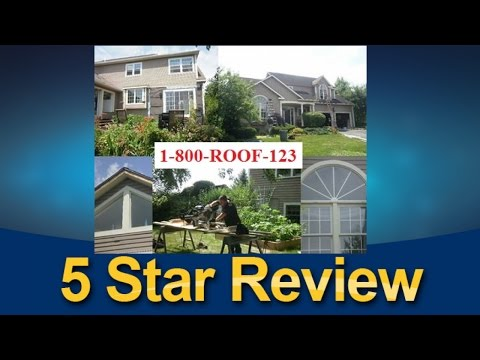 Chittenden Builders Burlington VT - A 5 Star Review by Sabin C.- Vermont Roofing Reviews