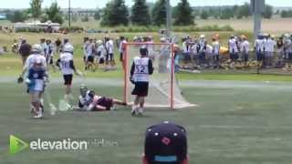 Michael Cox Summer 2013 Lacrosse Highlight Video